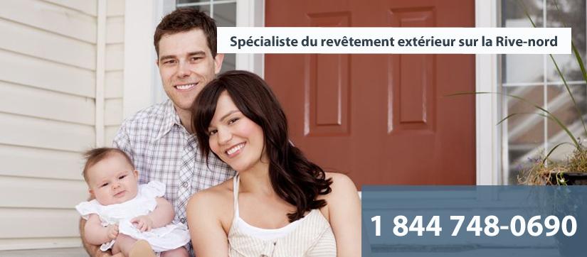 Installation revetement ext rieur repentigny for Maibec revetement exterieur prix